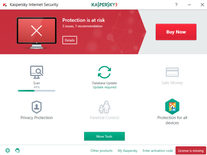 kaspersky antivirus total security
